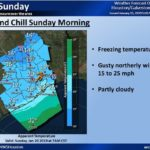 BEGIN PREPARING FOR A POSSIBLE HARD FREEZE OVER THE WEEKEND