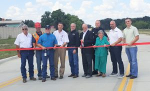 Cane Island Parkway Phase One Ribbon-Cutting