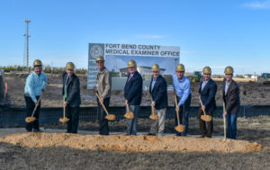 Fort Bend County Breaks Ground on Medical Examiner Facility
