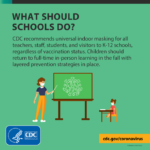CDC Updates Guidance for Fully Vaccinated Individuals