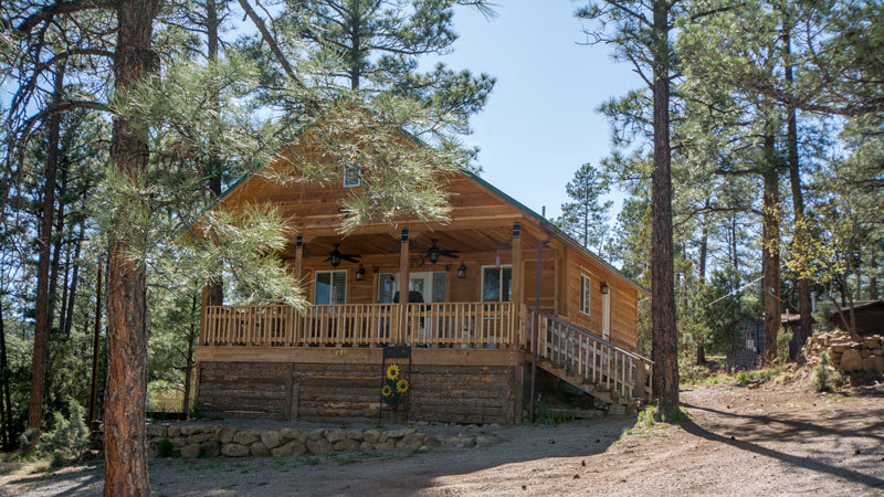 Wpcr Two Bear Cabin
