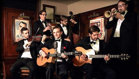Hot_Club_Wedding_Bands_Performing_Live