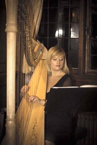 nikki-v-harpist-performing-live-at-an-event