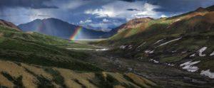 rainbow of grief