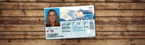 Alaska Drivers License