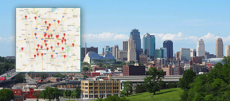 Kansas City is a metro included in Understory's Hail Monitoring Network