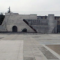 Rape of Nanking Memorial. Powerful stuff.