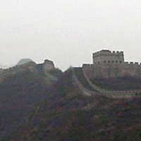 The Great Wall indeed!