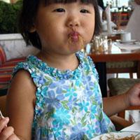 Mmmmmmm…breakfast noodles.