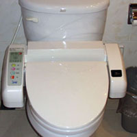 The Chinese lead the world in toilet technology.