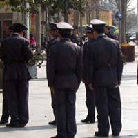 Law & Order: Hangzhou.