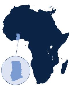 map of africa ghana Ghana Un Global Compact map of africa ghana