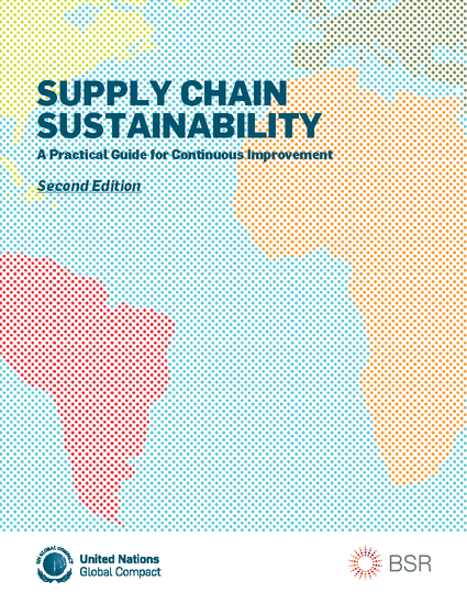 Supply Chain Sustainability | UN Global Compact