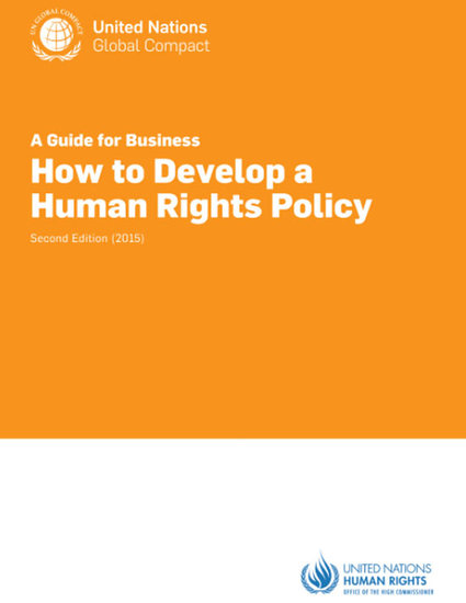 Guide on How to Develop a Human Rights Policy