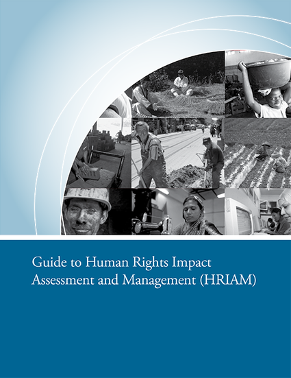 Guide to Human Rights Impact Assessment and Management