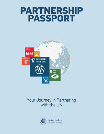Partnership Passport: Your Journey in Partnering with the UN