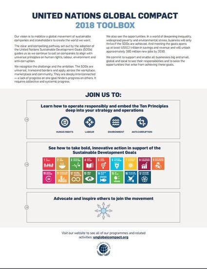 The SDGs Explained for Business | UN Global Compact
