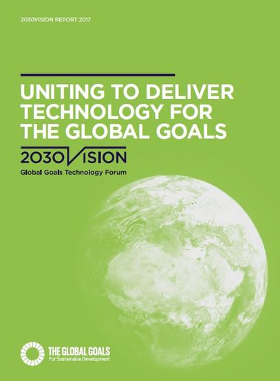 2030 Vision: Uniting to Deliver Technology for the Global Goals