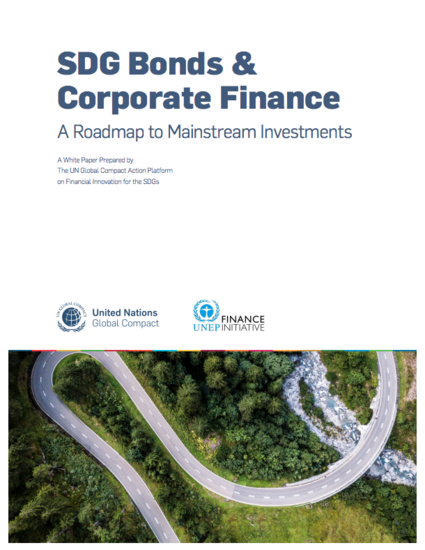 SDG Bonds & Corporate Finance: A Roadmap to Mainstream Investments
