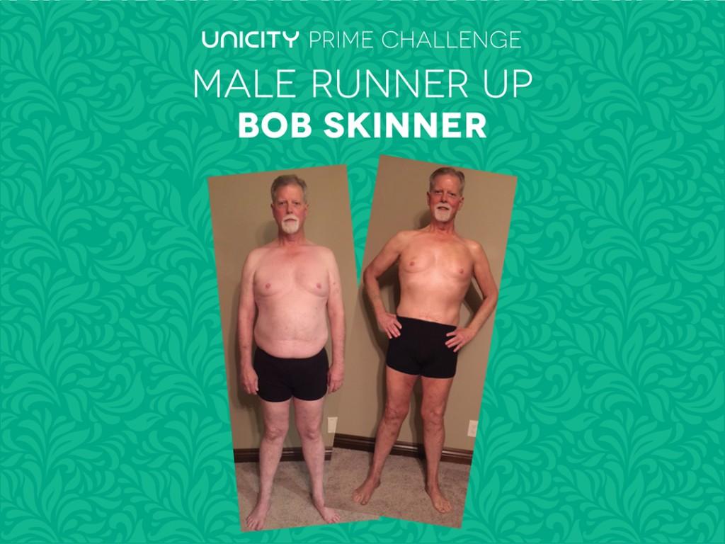 Bob Skinner Prime Challenge Winner Unicity