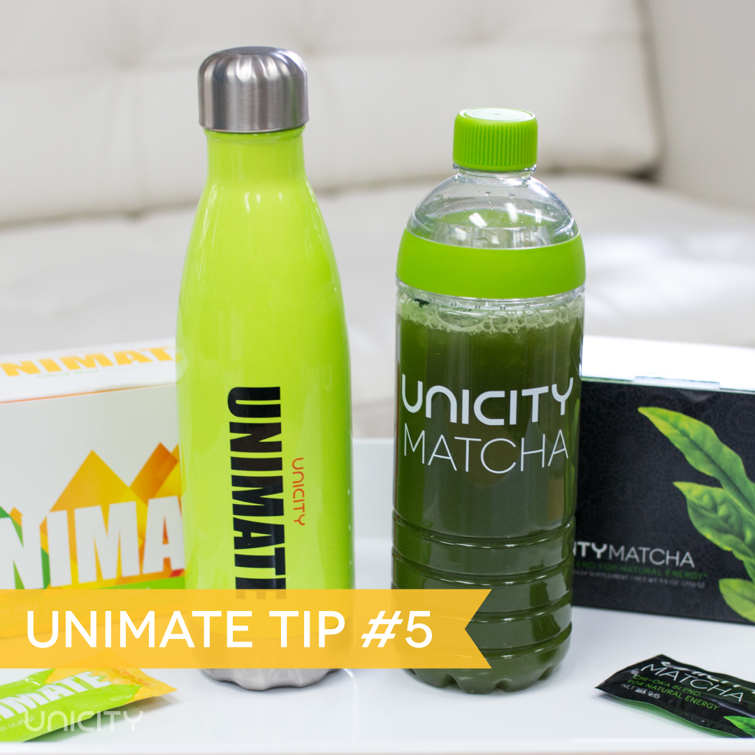 Tips for Preparing Unimate | Unicity Blog