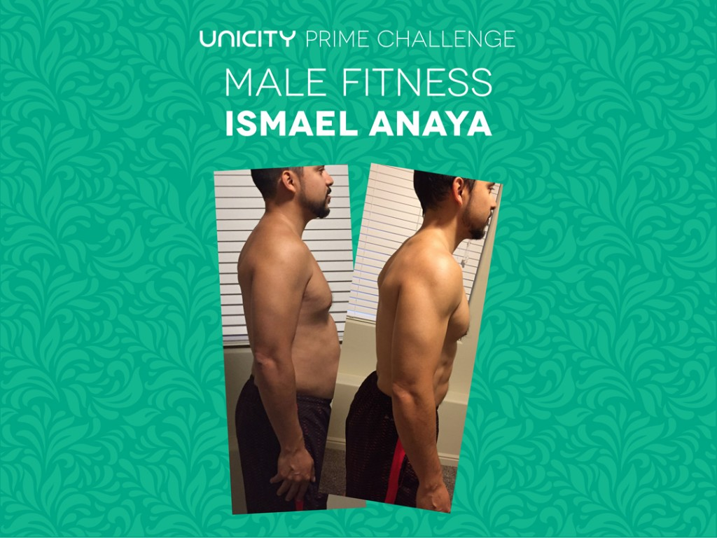 Unicity Prime Challenge Winner Ismael Anaya