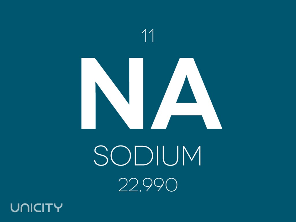 4 Things You Need to Know About Sodium | Unicity Blog
