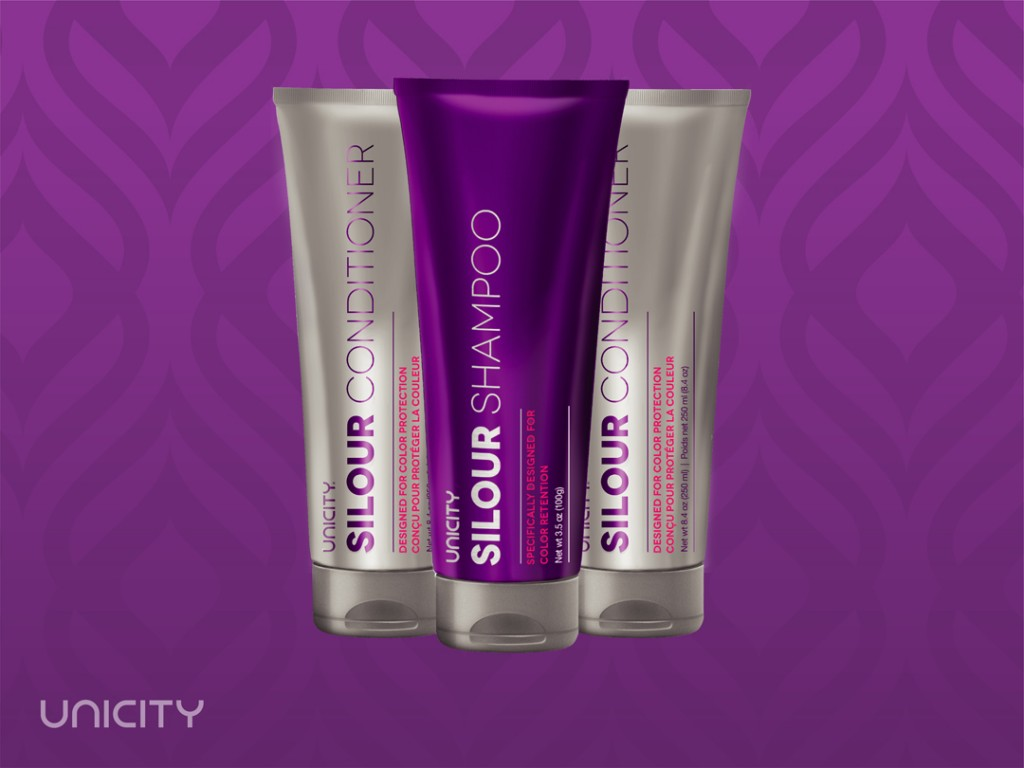 Silour shampoo and conditioner | Unicity Blog