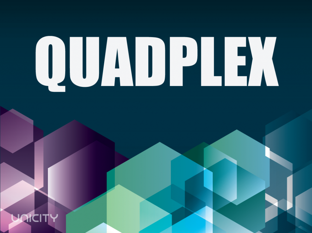 Quadplex is Now Available | Unicity Blog