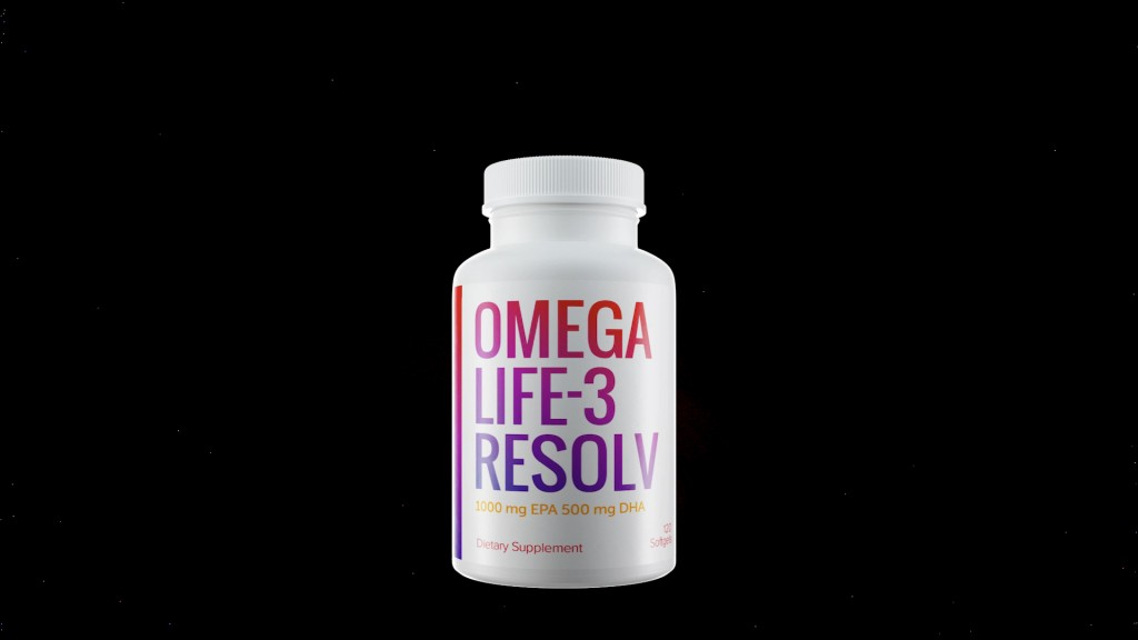 Unicity Omega-Life 3 Resolv