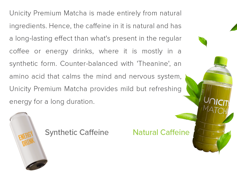 Synthetic Caffeine and Natural Caffeine