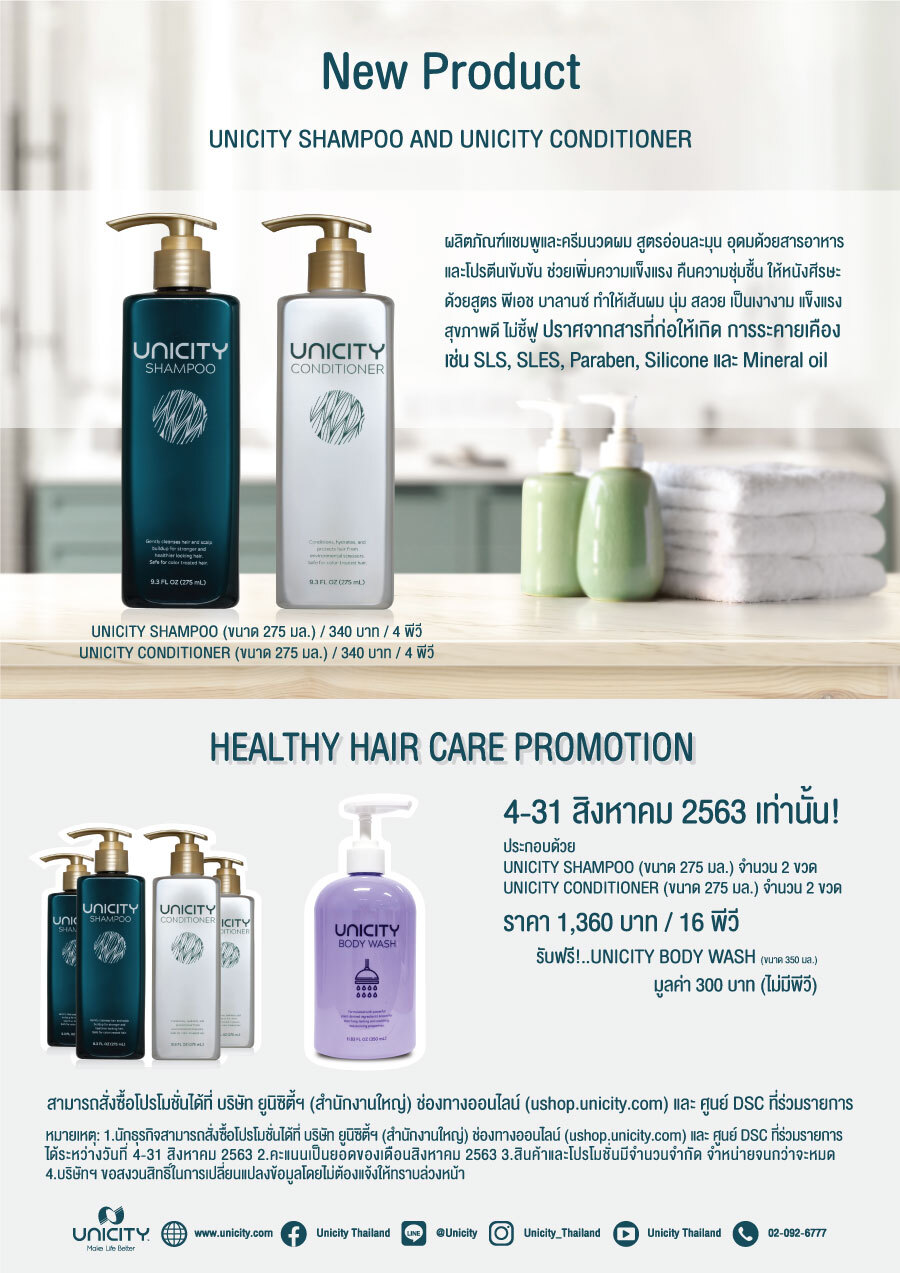 Promotion New Product