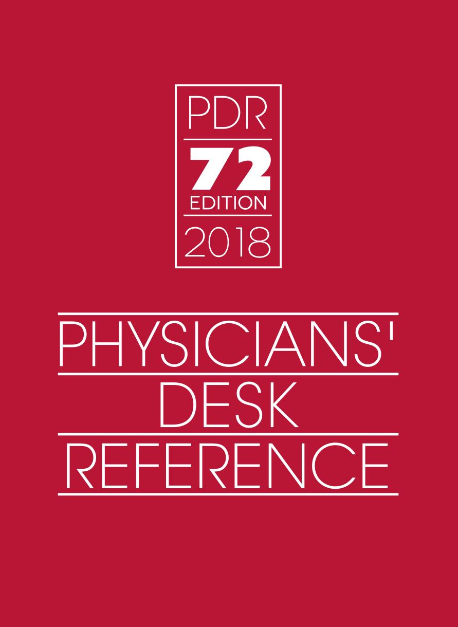 2018 Physiciansu0027 Desk Reference