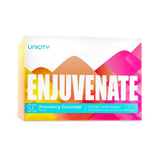 Unicity Enjuvenate SC