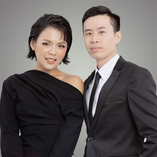 Nguyễn Diệu Linh & Cao Xuân Tú