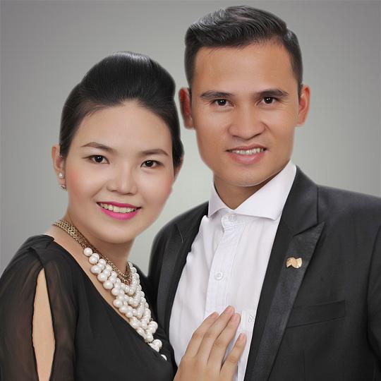 Phạm Văn Công & Nguyễn Thị Mạnh