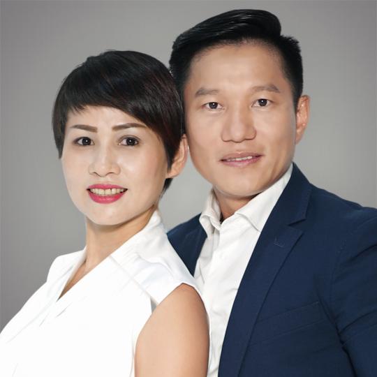 Trần Ngọc Tuấn & Nguyễn Thị Tiên