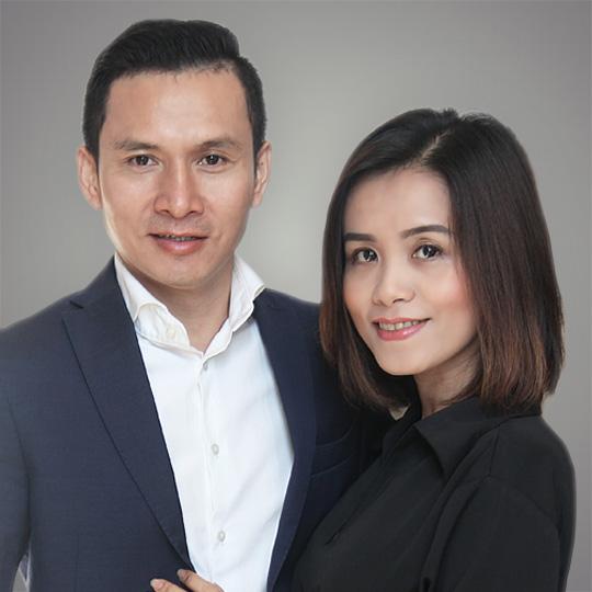 Nguyễn Hữu Tâm & Nguyễn Thị Bích Liên