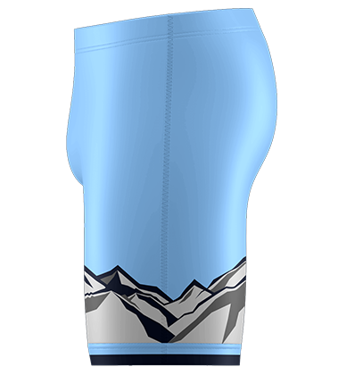 Mountain Compression Shorts