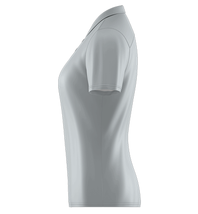 Polo Game Day Women's Blank Template