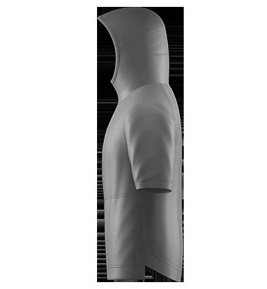 SFN Hoodie Short Sleeve Blank Template