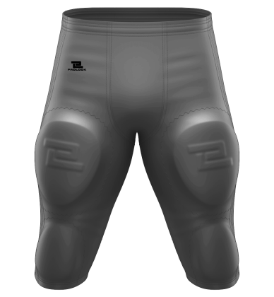 Sublimated 17 Pants Blank Template