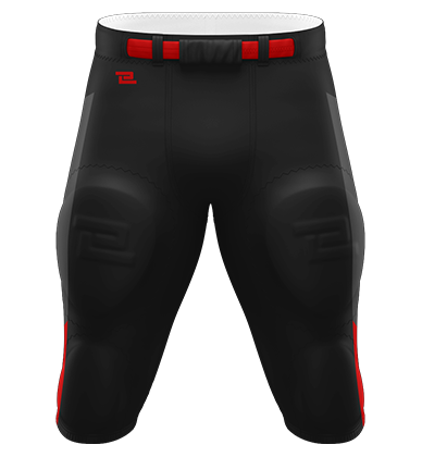 Texas Tech 14 Belted Pant