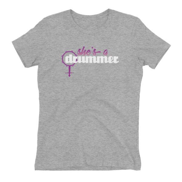 Drummer 2 Women's t-shirt