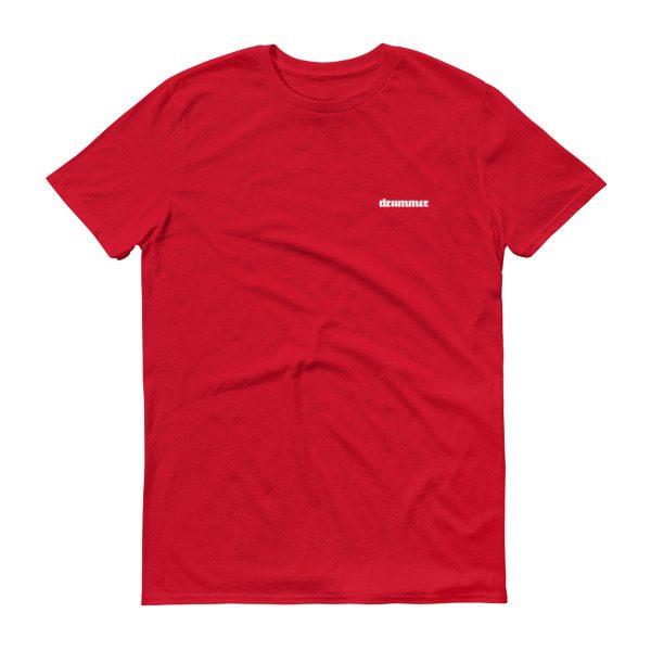 Drummer Short-Sleeve T-Shirt