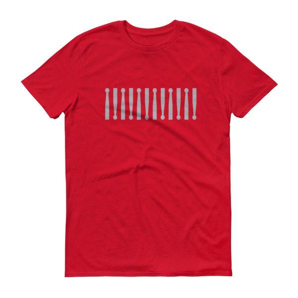 Sticks Short-Sleeve T-Shirt