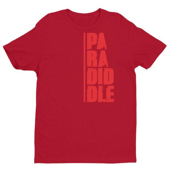 Paradiddle Short Sleeve T-shirt