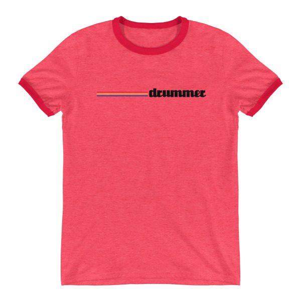 Ringer Drummer T-Shirt