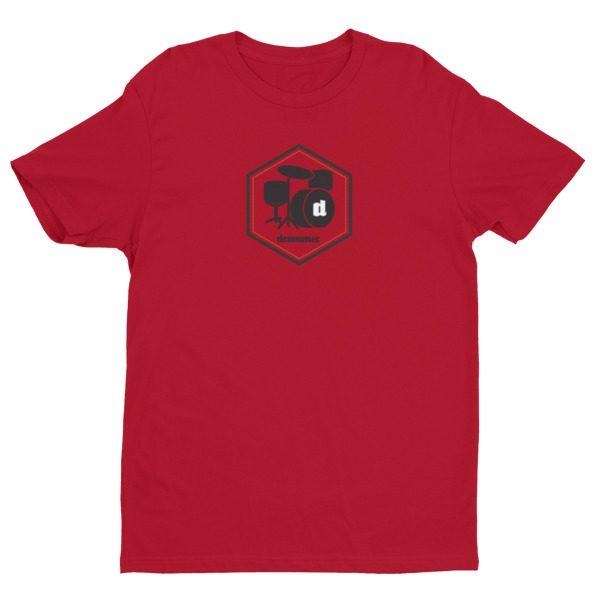 Drummer Kit Sleeve T-shirt