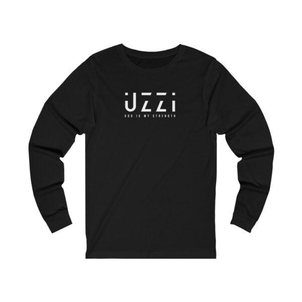 Unisex UZZI Jersey Long Sleeve Tee